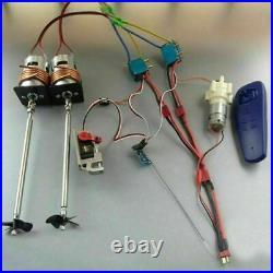 12V 775 Motor Kit 480A Water-cooled ESC & Propeller & Water Pump for RC Jet Boat