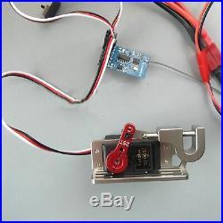 12V 775 Motor Kit Base Water-cooled ESC+Propeller+2.4G Receiver for RC Jet Boats