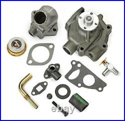 1946 1947 1948 Dodge D24 Water Pump & Thermostat Housing Cooling Kit Deluxe