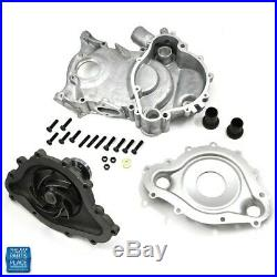 1964-1968 GM Cars Timing Cover and Water Pump Kit for Better Cooling