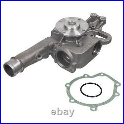 1X Water Pump To Fit Mercedes-Benz Lkw Febi Bilstein 35687