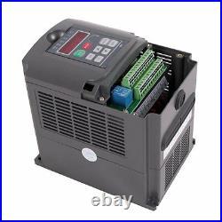 1.5kw 110v Water Cooled Spindle Motor Kit +1.5kw 110v Inverter+clamp+pump+pipe