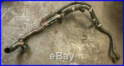 2007 VAUXHALL 1.9 CDTI Z19DTH 150bhp 16v DIESEL WATER COOLING HOSE PIPE 55563692