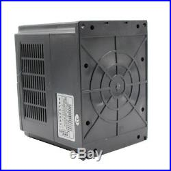 2.2KW ER20 Water Cooling Spindle Motor+VFD Variable inverter+WaterPump+Clamp Kit