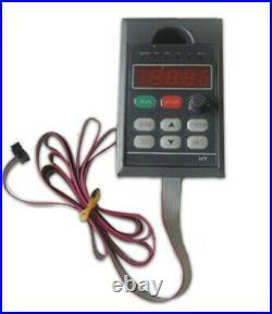 2.2KW ER20 Water Spindle Wassergekühlter FräsMotor Spindel HY VFD CNC Kit Ger
