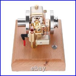 2.6cc Mini Stirling Engine Motor Gasoline Model Water-Cooled Cooling Structure