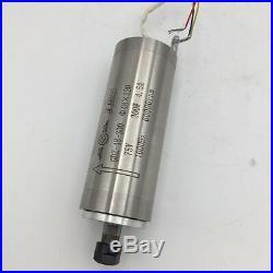 300W Water Cooled Spindle Motor ER8 & 1.5KW VFD Inverter Bracket Pump CNC Kit
