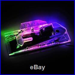 360 DIY Copper Intel CPU RTX 2080Ti 2080 2070 2060 GPU Block Water Cooling Kit