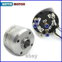 3KW 220V ER25 ATC Water Cooling Spindle Motor BT30 with 3.7KW Fuling VFD CNC Kit