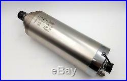 4.5KW Water Cooled ER20 Spindle Motor 24000rpm&4.5KW VFD Driver Inverter CNC Kit