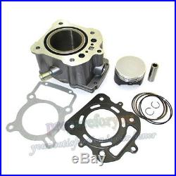 70mm Big Bore Cylinder Kit For Water Cool 250cc LX250 Zongshen Loncin Dirt Bike