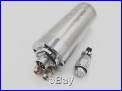 800W ER11 Spindle Motor Water-cooling 65195mm&1.5KW VFD Inverter CNC Router Kit
