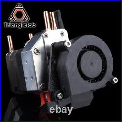 AL-BMG-Liquid Cooling Direct Drive Extruder Hotend BMG Water Cooling Upgrade Kit