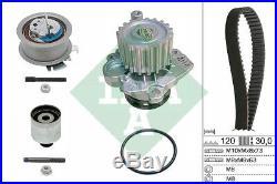 AUDI FORD SEAT SKODA VW 1.4 TDI 1.9 TDI / Set Of Water Pump & Timing Belt INA