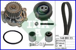 AUDI SEAT SKODA VW 2.0 TFSI GTI R RS S3 / Water Pump & Timing Belt Set INA