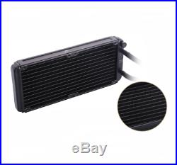 All-in-one PC Water Cooling Kit Radiator Pump LED Fan CPU Waterblock-360Radiator
