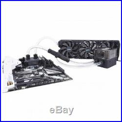 Alphacool Eissturm Gaming Copper 360mm Water Cooling Kit Complete kit