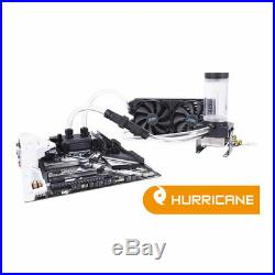 Alphacool Eissturm Hurricane Copper, Complete Custom Watercooling Kit inc. 240mm