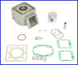 BI 054013 en ATHENA Cylinder-Piston Kit Ø49,5mm 80CC Water Cooled Yamaha DT80LC
