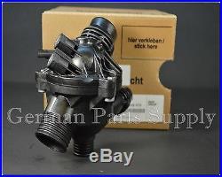 BMW Electric Water Pump + Thermostat + Sensor +Cooling Hose + 3 Bolt kit genuine