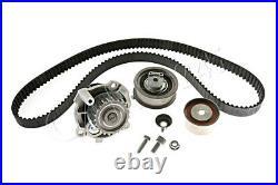 BOSCH Timing Cam Belt Kit + Water Pump Fits Audi A4 B6 A3 8P VW Golf 2.0L 2002