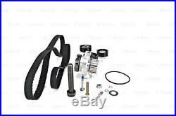 BOSCH Timing Cam Belt Kit + Water Pump Fits VW LT-28-35 Transporter 2.5L 95-2006