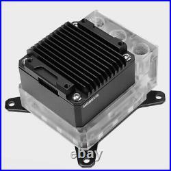 Barrow CPU Water Block Integrated Pump Reservoir for Intel AMD Water Cooler Kit