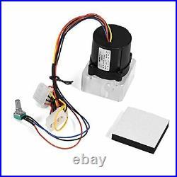 Bewinner Water Cooling Kit for PC 240mm Heat Sink CPU Water Block LED Fan Com