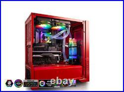 Bitspower Sorbet Soft Tube PC Water Cooling Kit for Intel