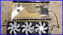 Bitspower Touchaqua Kit Res/Block/Pump/Fittings/Etc LIAN LI O11 DYNAMIC Intel