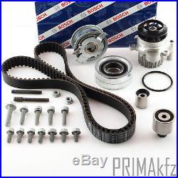 Bosch 1 987 946 582 Timing Belt Kit + Wapu Audi A4 Seat Skoda Fabia 1.6 2.0 Tdi