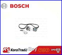 Bosch Belts Brand New Belt Kit + Water Pump 1987946477