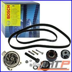 Bosch Timing Belt Kit + Water Pump Vw Lt 28-35 28-46 Mk 2 Transporter Bus T4 2.5