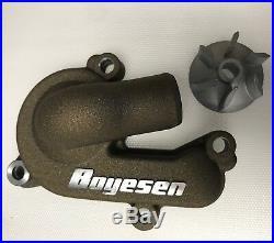 Boyesen Supercooler Oversized Water Pump Kit KTM SXF 250 350 2016-2018 Husky FC