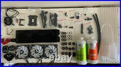 Bundle Thermaltake Pacific C360 Hard Tube WithCooling (No Pump) /Tube Bending Kit