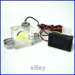 By CPU Block 240 Radiator Pump T Virus Cylindrical Tank DIY Water Cooling Kit