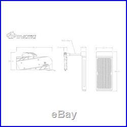 Bykski AMD RX5700XT 5700 GPU Block 240 Radiator Integrated Water Cooled Kit