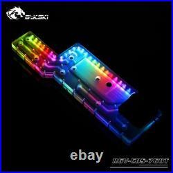 Bykski Waterway Cooling Kit For CORSAIR 760T/780T Case, 5V ARGB, For Single GPU