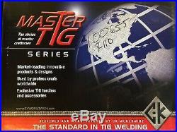 CK230 Water Cooled TIG Torch Kit Flex 300A 25' Super-Flex CK2325SF FX