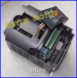 CNC 1.5KW er16 water cooled spindle motor+HY Inverter VFD+Clamp+Pump+Collet Kits