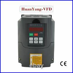 CNC Kit ER16 Water Cooled Spindle Motor+Inverter 220V 24000 RPM 1.5KW