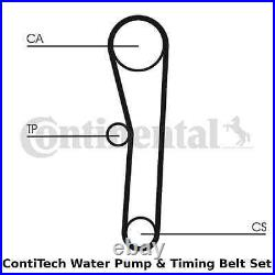 ContiTech Water Pump & Timing Belt Kit (Engine, Cooling)- CT1092WP1 -OE Quality