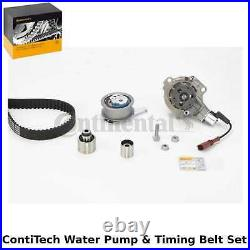 ContiTech Water Pump & Timing Belt Kit (Engine, Cooling)- CT1168WP1 -OE Quality