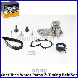 ContiTech Water Pump & Timing Belt Kit (Engine, Cooling)- CT881WP2 -OE Quality