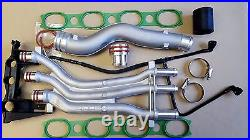 Coolant Water Pipe Cooling Upgrade Kit For Porsche Cayenne 4.5 V8 2003-2006