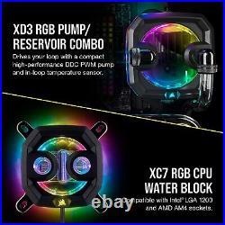 Corsair Hydro X Series, iCUE XH303i RGB Custom Cooling Kit