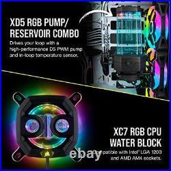 Corsair Hydro X Series iCUE XH305i RGB Individuelles Kühlungs-Kit XC7 RGB 115