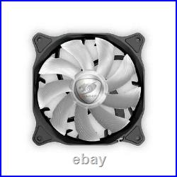 Cougar Helor 240 RGB CPU Aluminum Cooling Kit with 2 fans 240mm