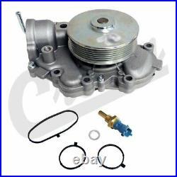 Crown Water Pump Kit for 14-20 Grand Cherokee / 14-19 Ram 1500 3.0L Diesel