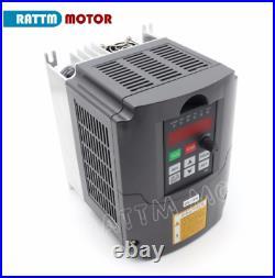DECNC Kit 3KW Water Cooling ER20 Spindle Motor Router & VFD & Clamp Etc